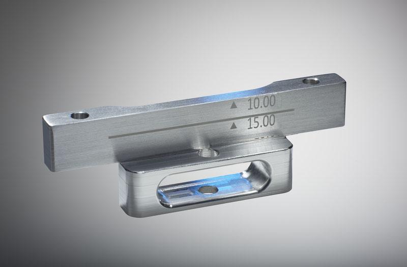 Basco Lasergraveren op metaal